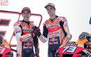 Biar Dikata Saudara dan Satu Tim di Repsol Honda, Marc Marquez dan Alex Marquez Tetap Rival