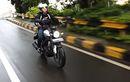 Gak Kaya Motor Klasik, Posisi Duduk Yamaha XSR 155 Terasa Sporty, Bagaimana Handlingnya?