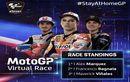 MotoGP Virtual Tak Kalah Seru, Alex Marquez Jawara di Sirkuit Mugello