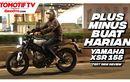 Video Test Ride Yamaha XSR 155 Buat Harian, Baru Gigi 5 Mudah Capai 130 Km/Jam!