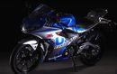 Intip Gagahnya Suzuki GSX-R125 Livery Ecstar MotoGP 2020 di Jepang