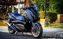 Enggak Perlu Dimodif Berlebihan, Yamaha XMAX Mudah Kok Tampil Stylish