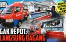Suzuki New Carry Pick Up Jadi Toko Berjalan, Beli Langsung Dagang