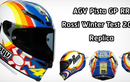 Terinspirasi dari Winter Test 2005, AGV Bakal Luncurkan Pista GP RR 2020