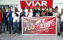 Sukses di Jabodetabek Komunitas Crosser Trail Viar Pertama Resmi Terbentuk di NTT