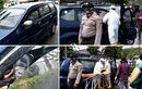 Toyota Avanza Bikin Curiga, Satu Jam Berhenti, Intip Kaca Pengemudi Tak Bernyawa