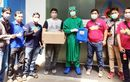 Ikut Berantas Wabah Corona, CBR Owner Tangerang Serahkan Bantuan ke  RSUD Kota Tangerang dan Puskesmas