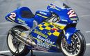 Banyak Dipakai Motor Legendaris, Ingal-ingat Lagi Konsep Cat Ketupat Lebaran Suzuki