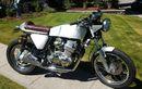 Honda CB750 Jadi Cafe Racer Klasik, Digarap Cuma 22 Hari Doang