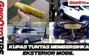 Video Terbaru GridOto Tips, Kupas Tuntas Membersihkan Eksterior Mobil