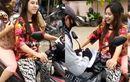 Fakta Cewek Cakep Naik Honda Vario Mendadak Kena Razia PSBB Bikin Netizen Salah Fokus, Ini Alasan dan Videonya