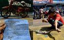 Kocak, Gara-gara Knalpot Brong dan Pajak Mati, Pemotor Honda C70 Dapat Surat Cinta dari Polisi, Endingnya Malah Begini