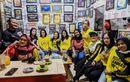 Halal Bi Halal Ala Lady Bikers Indonesia (LBI), Silaturahmi Antar Member dan Pengurus di Tengah Wabah Corona