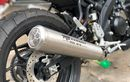 R9 Punya Knalpot Stainless Steel Ganteng Buat Yamaha XSR155, Harganya Tembus Berapa Tuh?