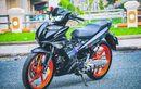 Yamaha MX King 150 Bersahaja, Padahal Modifikasinya Luar Biasa