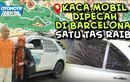 Kisah Kakek Nenek Keliling Dunia Naik Mobil Pribadi, Jadi Korban Kejahatan di Barcelona