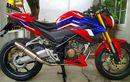 Pasang Swing Arm Honda CBR250RR ke CB150R Bikin Kaki Makin Kekar