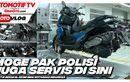 Ngintip Tempat Servisnya Motor Ratusan Juta, Tonton Video Bengkel Resmi BMW Motorrad Indonesia