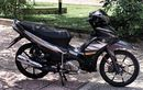 Yamaha Jupiter Z1 Kena Modif, Didominasi Warna Hitam Tetap Stylish