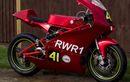 RWR1 690, Motor Balap Menawan Dengan Mesin KTM dan Rangka Custom
