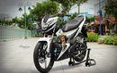 Honda Sonic 150R Tampil Istimewa Cuma Bermodal Modifikasi Simpel