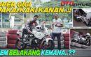 Jajal Honda NSR 150 R M Fadli, Persneling Pindah Ke Kanan, Gimana Rasanya?