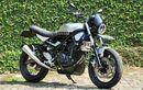 Modifikasi Yamaha MT-25 Ganti 'Baju' Jadi Sport Retro Ala XSR250