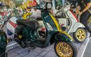 Inspirasi Modifikasi Vespa Sprint dan GTS 300 Versi Racing Sixties