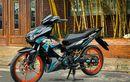 Modifikasi Mewah Untuk Honda Winner X 150 Bikin Tampilan Istimewa