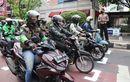Pemberhentian Lampu Merah di Jawa Barat Dibuat Mirip Starting Grid MotoGP, Siap Balapan?