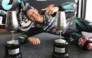 Ngeri, Quartararo Sampai Menang di MotoGP Ceko, Rekor Idola Sih Lewat