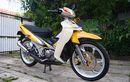 MotorSeken : Cerita Yamaha 125Z di Indonesia,  Motor Bebek Yang Pernah Digeber Norick Abe