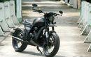 Yamaha Scorpio Z Sasis Dipotong Pasang Jok Egois, Kado Hari Spesial
