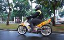 MotorSeken : Yamaha 125Z Kuning Ini Buka Harga Rp 90 Juta, Kok Mahal?