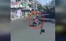 Vidao Biker Santuy Bikin Polisi Terkecoh, Udah Mau Distop Baik-baik Malah Ngasih Manuver Belok Tajam