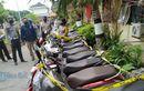 Balap Liar Resahkan Warga, Satlantas Polres Klungkung Gelar Razia, Puluhan Motor dan Satu Unit Mobil Berhasil Diamankan