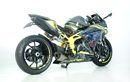 Honda CBR250RR Low Rider, Berlengan Ayun Ducati & Airbrush Transformer