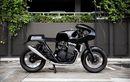 Honda CB1300 Kian Menawan Usung Konsep Jadi Cafe Racer Klasik