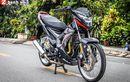 Pakai Pelek Jari-jari dan Part Mewah, Honda Sonic 150R Jadi Keren