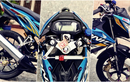 Honda Sonic 150R Pakai Baju Biru Malah Mirip Suzuki Satria F150