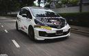Honda Jazz GE8 Gaya Racing Pasok Body Kit Impor Dari Jepang