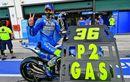 Podium MotoGP Emilia Romagna 2020, Bukti Pembalap Spanyol Tidak Hanya Marc Marquez