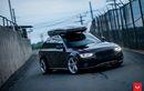 Audi A4 Allroad Makin Kece Pasang Roof Box dan Pelek Vossen 20 Inci