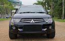 Mitsubishi Triton Lama Pilih Gaya Racing, Kaki-kakinya Dibikin Beda