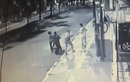 Kemayoran Mencekam, Viral Video Komplotan Begal Naik Motor Rampas HP Pejalan Kaki, Polisi Buru Pelaku