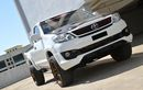 Toyota Hilux Lama Bukan Kaleng-kaleng, Gaya Kekinian Part Serat Karbon Jadi Andalan