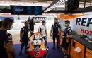 Bikin Ciut Nyali, Ada Marc Marquez di MotoGP Catalunya, Cuma Gara-gara Ini