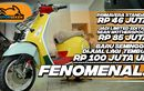 Video Vespa Primavera Sean Wotherspoon, Seminggu Setelah Launching Harganya Tembus Rp 100 Juta!