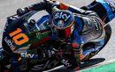 Raih Kemenangan Ketiganya di Moto2 Catalunya 2020, Luca Marini Akui Laga Hari Ini Terasa Aneh