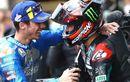 Fabio Quartararo Vs Joan Mir, Mana Yang Lebih Baik? Ini Analisa Grafik Mereka di MotoGP Catalunya 2020